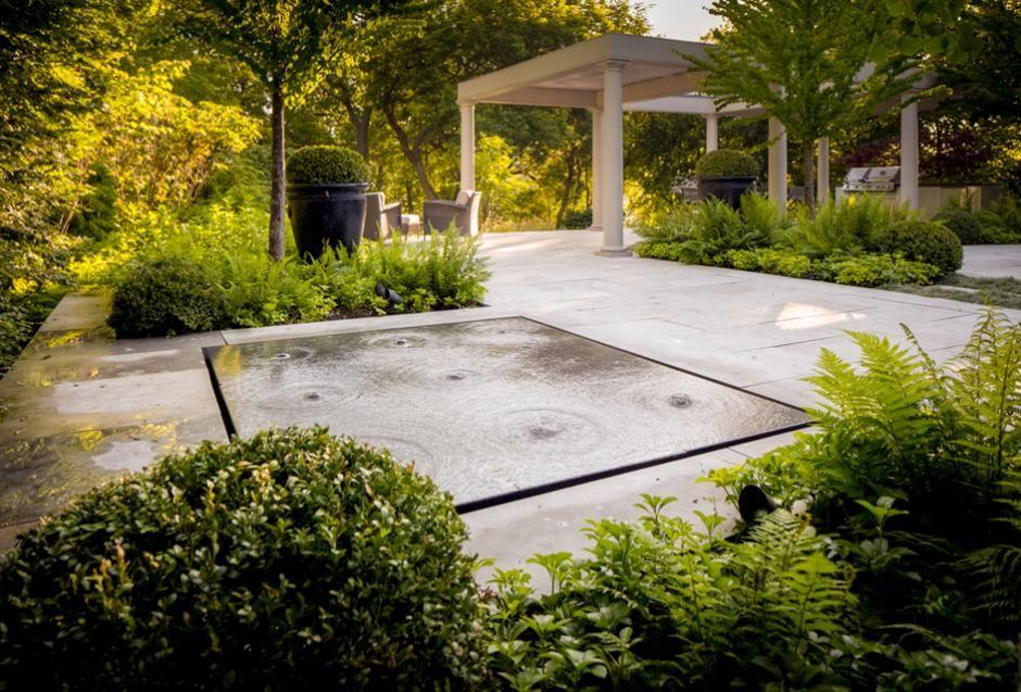 Bloor West Garden Janet Rosenberg And Studio Designers Water
