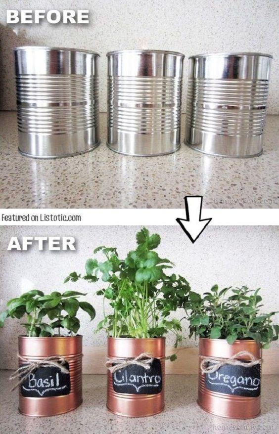 Risultati immagini per lattine erbe aromatiche