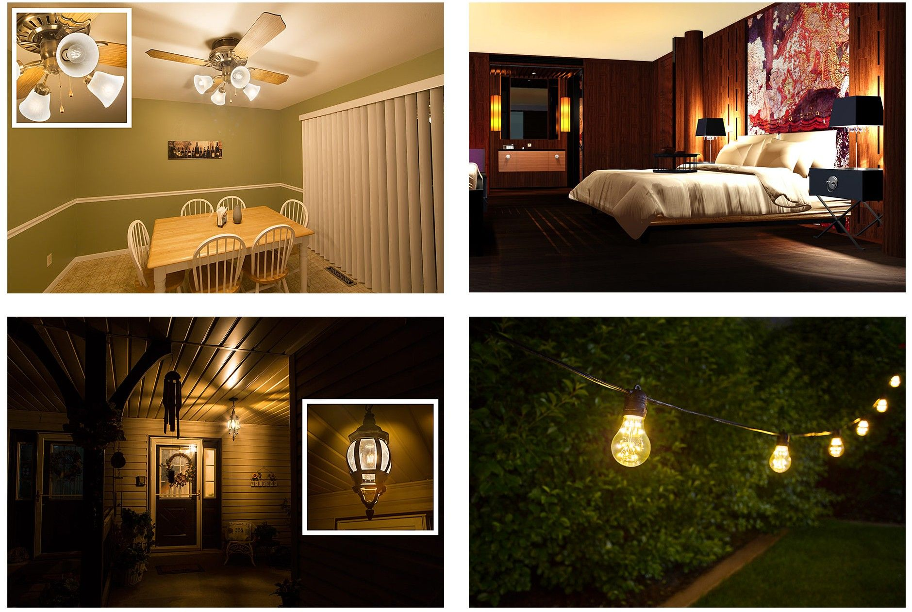 Home Lighting 101 A Guide To Understanding Light Bulb Shapes Sizes And Codes Super Bright Leds Bedroom Light Fixtures Home Lighting Porch Light Bulb