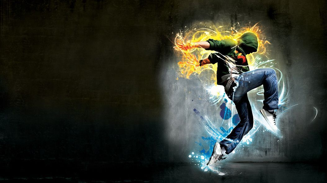 Hip Hop Dance Wallpaper 3d coolstyle Dance wallpaper