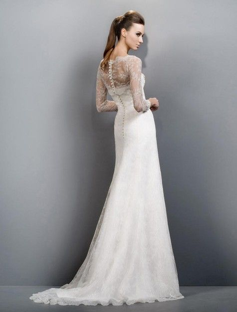 Pin von Helga Verganool auf More Wedding Dresses | Pinterest