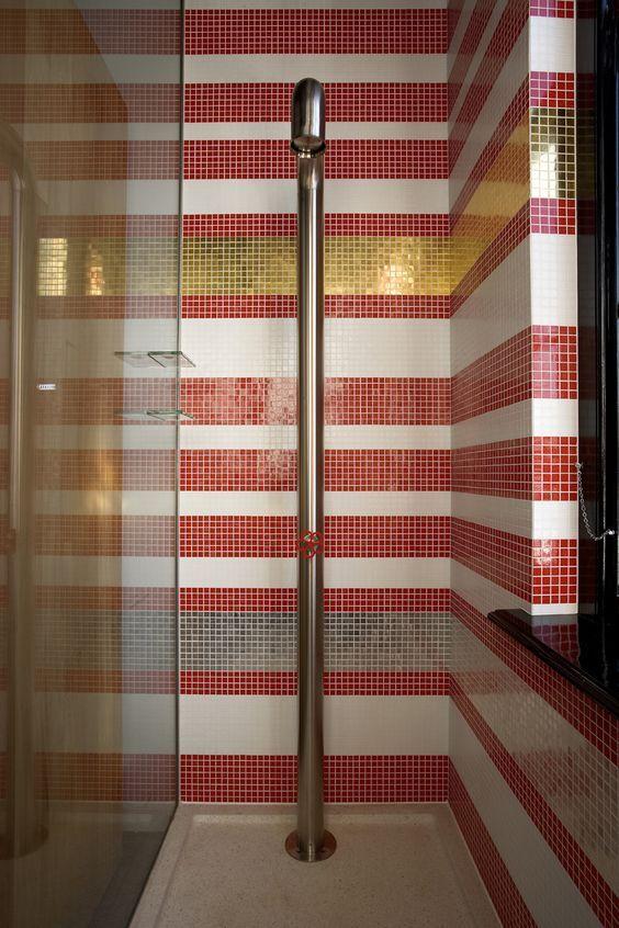 Image result for horizontal random mosaic design