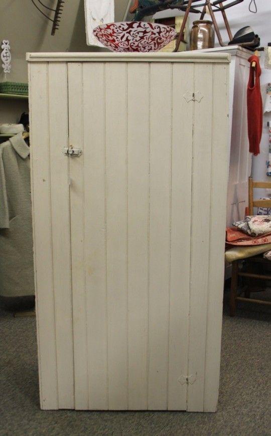 One Door Wainscot Cupboard Wainscoting Antique Cupboard Cupboard