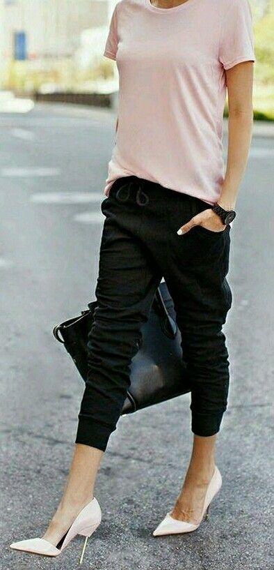 Jogginghosen Outfit