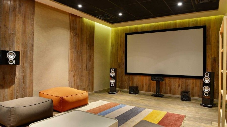 Practicalities Living Room Theaters Home Theater Seating Home