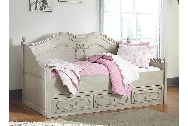 Abrielle Twin Day Bed with Storage Kids Beds Ashley Furniture
