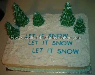 Christmas cake ideas and recipes