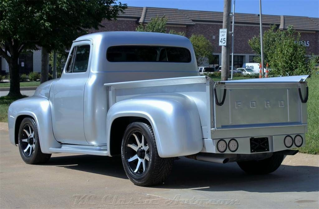 1955 Ford F100   Old Rides 6   Pinterest   Ford and Vehicle