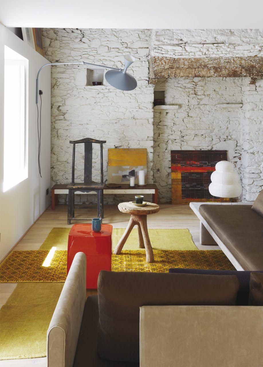 Une maison bretonne transform e par l 39 architecte d 39 int rieur guillaume terver sweet homes fav - Maison bretonne moderne ...