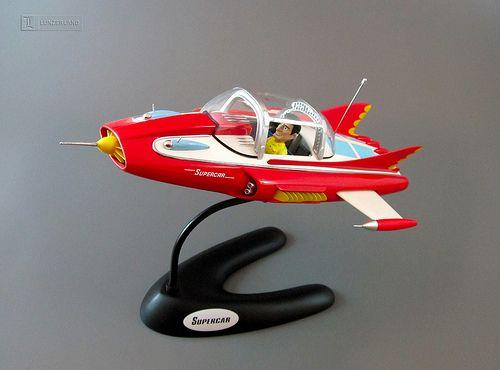 Product Enterprise Supercar Super Cars Thunderbirds Are Go Retro Toys