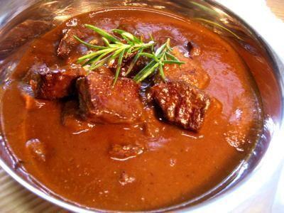 Photo of Wild boar goulash – recipe with picture-wild boar goulash …