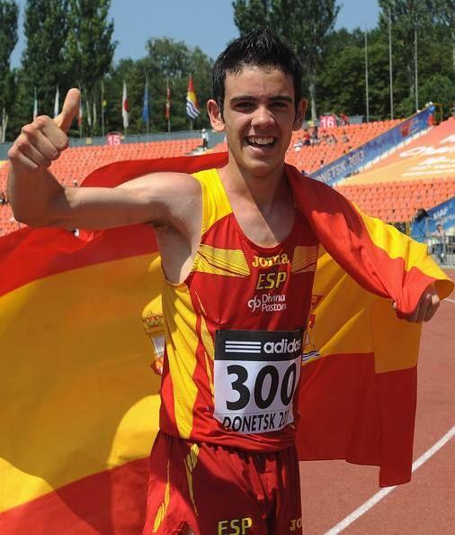 Recuerdos Año 2013 Atletismo 10916 Diego García Carrera 42 03 32 Medalla De Bronce En 10 000 Metros Marcha En El Viii C Atletismo Diego García Carreras