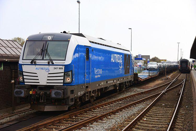"""Siemens 22027 RDC """"247 909"""" Eisenbahn, Straßenbahn und Zug"""