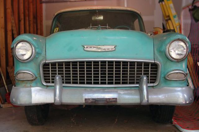 Same Family 50 Years 1955 Chevrolet Bel Air Chevrolet Bel Air