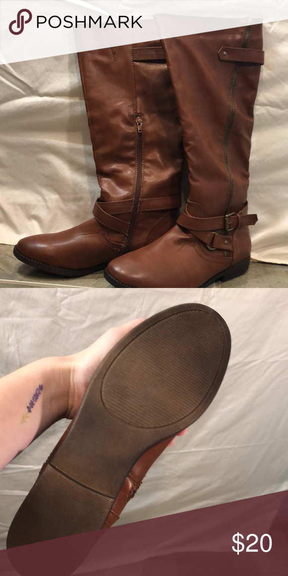 4c827184de1 Was a gift but Never worn they came in wrong color Great boots for ...