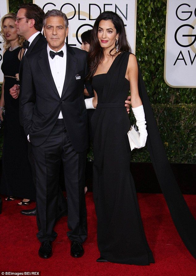 How Amal Clooney became the most fashion-forward A-lister Amal