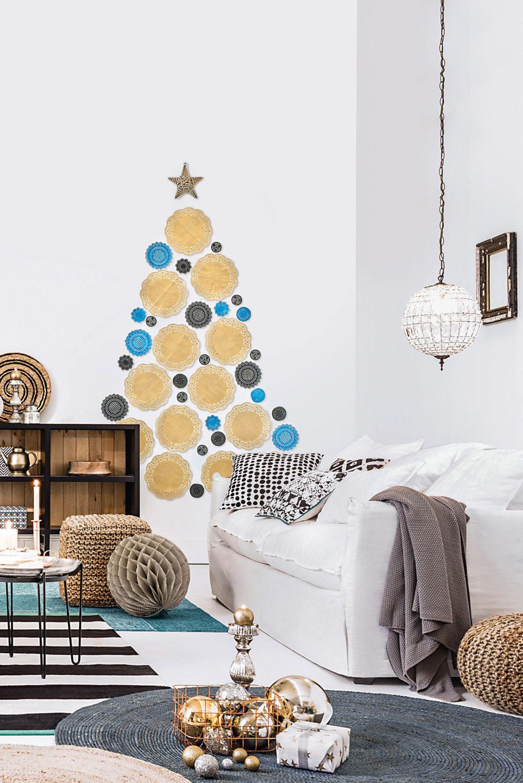 Décoration de Noël à faire soimême idées DIY Deco