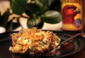 HawkEye Mac and Cheese (hello, mac & cheese made with beer!)