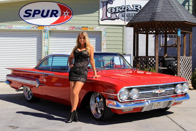 1960 Chevrolet Impala Project Cars For Sale Pinterest Cars