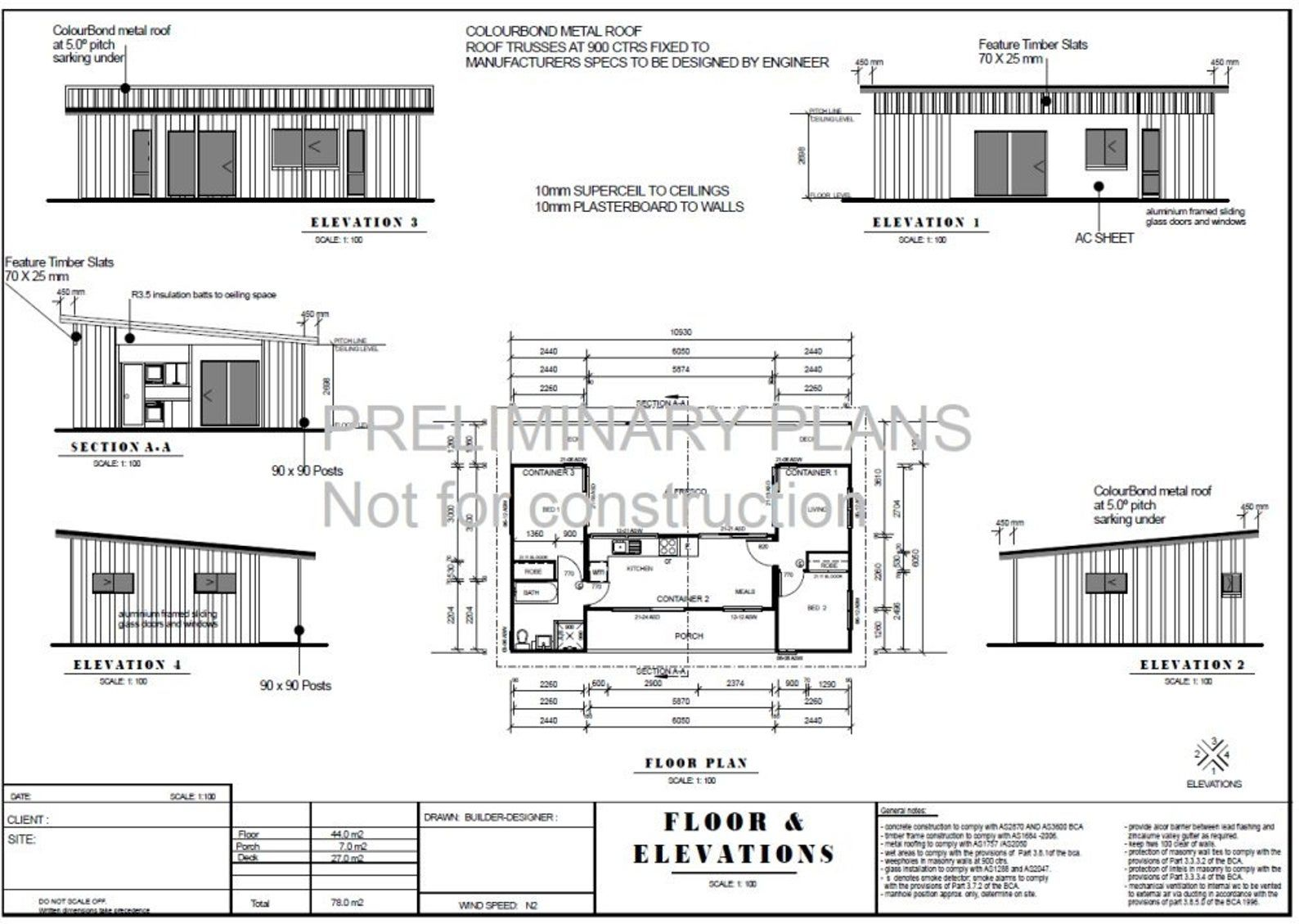 Pin On Container House Plans