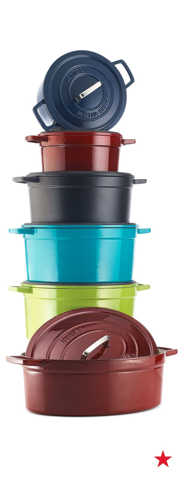 Add good looks and great taste to your registry with Martha Stewart ...