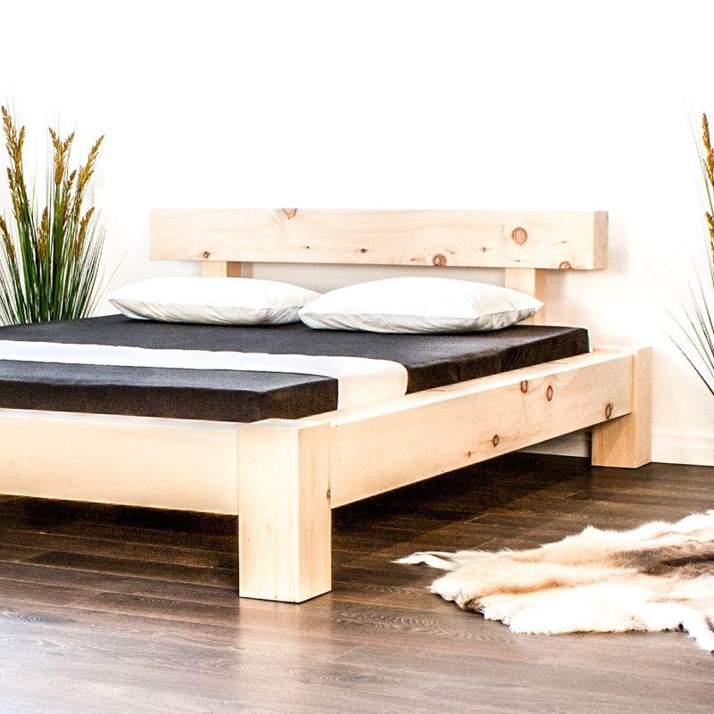 Das Balkenbett aus Schweizer Holz mit Liebe zum Detail Fantastic