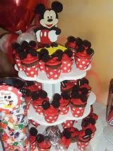 CANDY BAR DE MICKEY PARA ROMAN