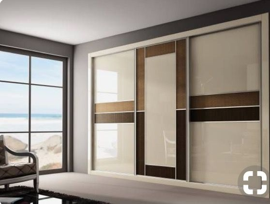 Pin By Marika Jgarkava On Spalna Sliding Door Wardrobe Designs