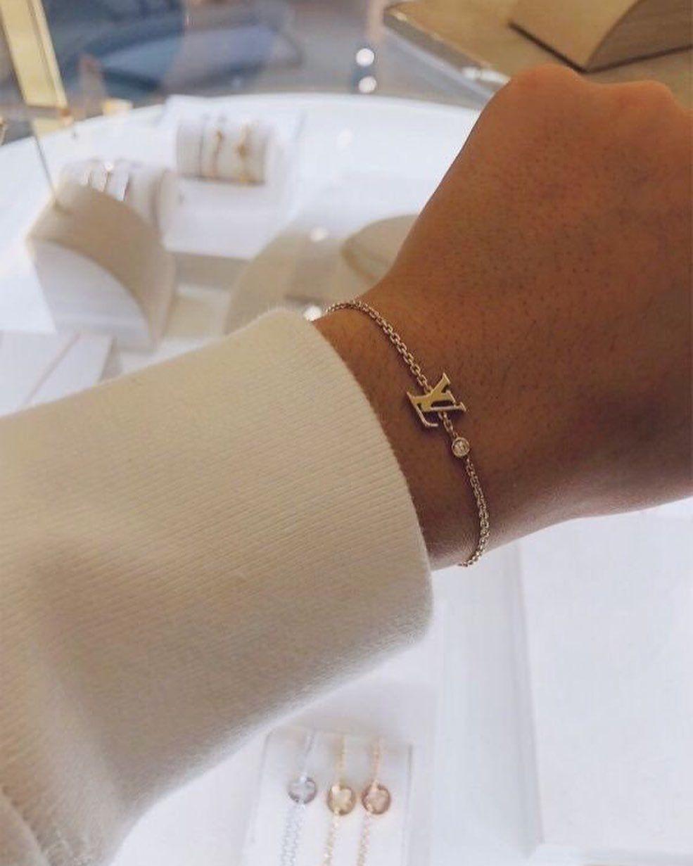 "@badest.outfits on Instagram: ""louis vuitton bracelet"""