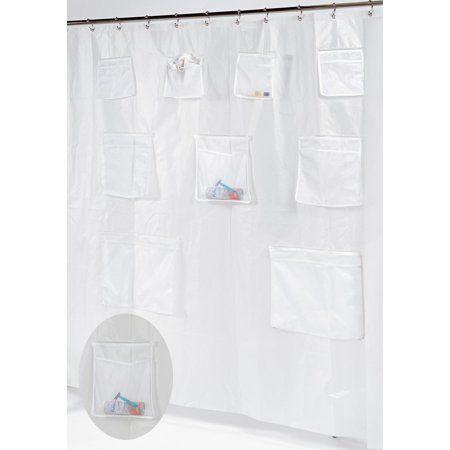 Home Vinyl Shower Curtains Hookless Shower Curtain Shower Liner