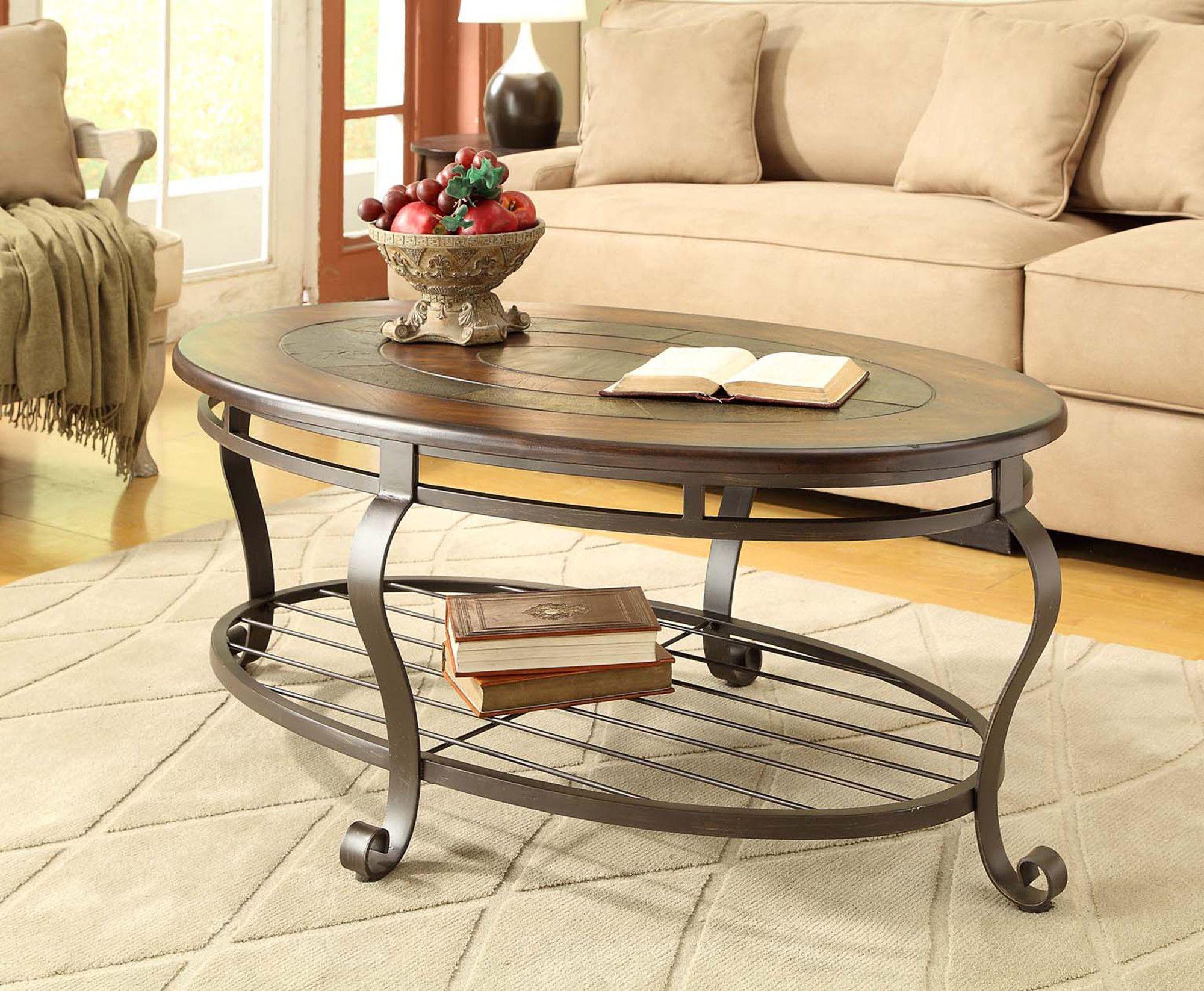 Riverside Furniture Eastview Coffee Table & Reviews | Wayfair ...