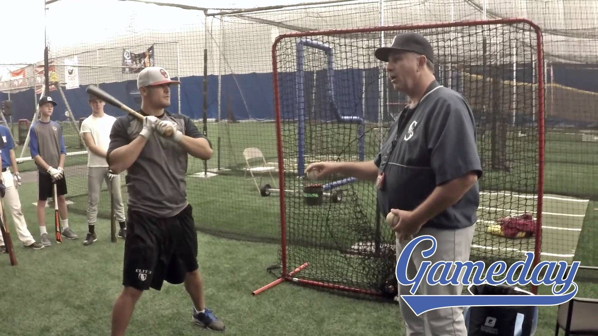 30 Year Veteran Of Professional Baseball Al Bleser Shows You Two Different Soft Toss Drills To Help Elevate Your Gameday Baseball Espn Baseball Baseball Drills