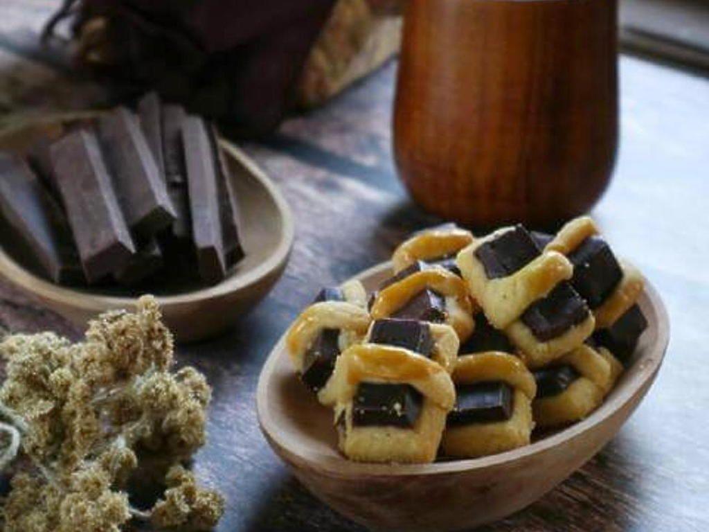 Resep Chocolate Stick Cookies Ny Liem Kue Kering Stik Coklat Oleh Doyan Kue Kering Kue Resep