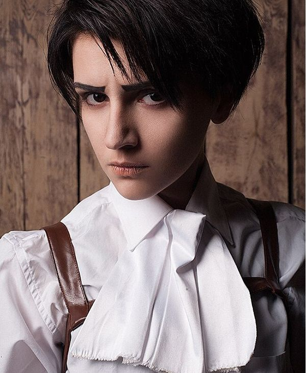 Favorit Cosplay Levi Ackerman - Attack On Titan | Attack on Titan | Pinterest PU01