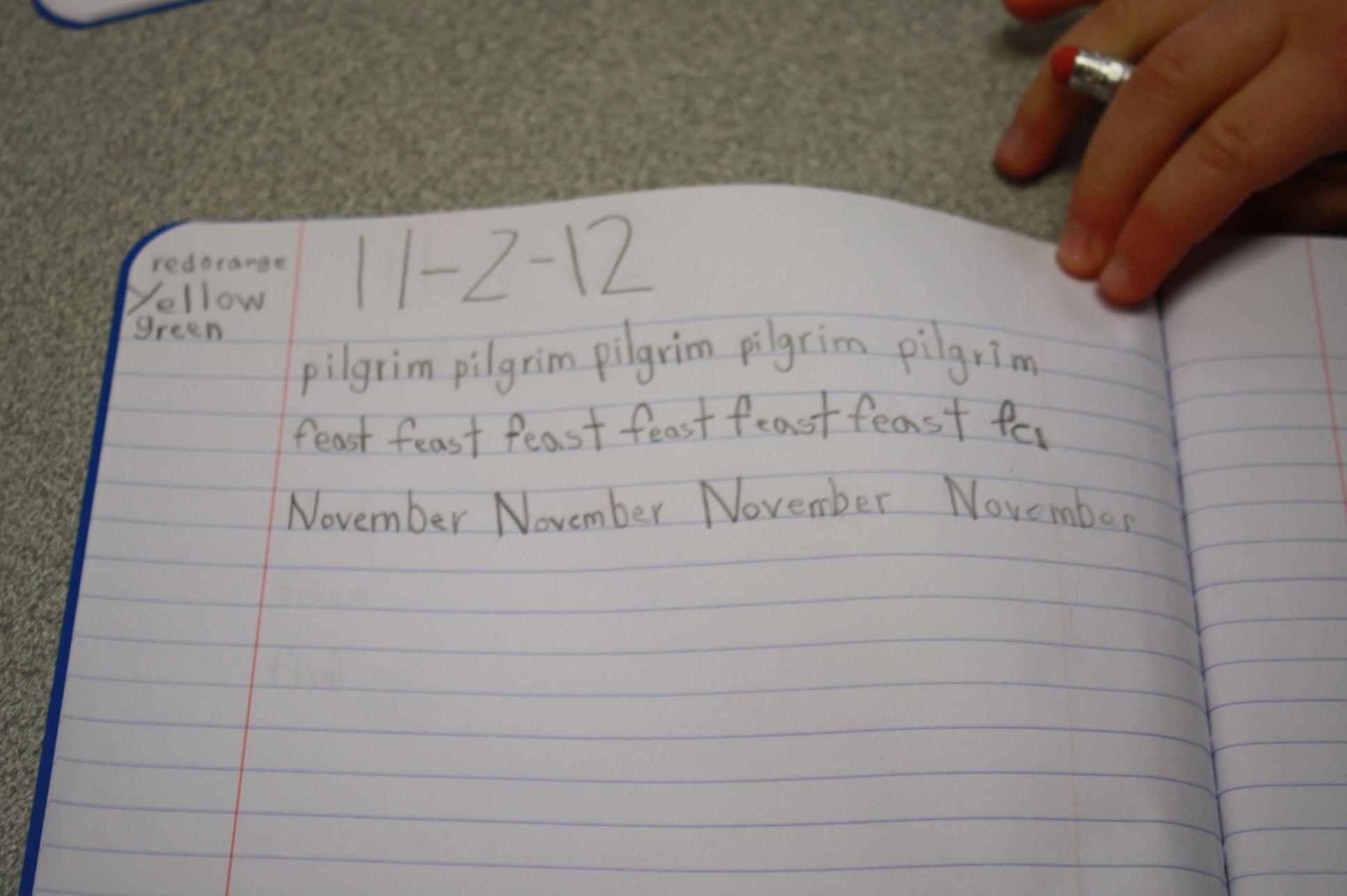 35 Kindergarten Writing Prompts