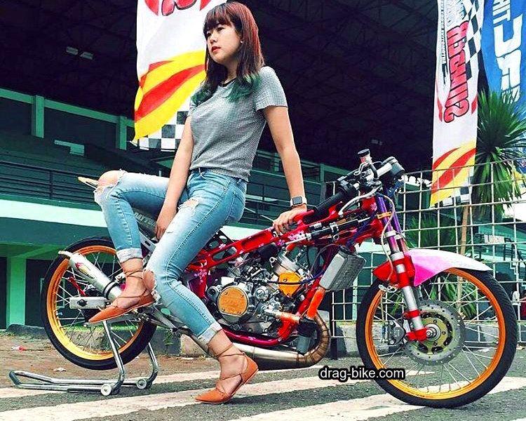 50 Foto Gambar Modifikasi Ninja R Drag Bike Racing Drag Bike Com Balap Motor Gambar