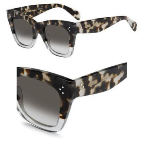 b6577179c7c7 Sunglasses Celine 41090  S 0VNO Havana Gray   Z3 brown degrade lens ...