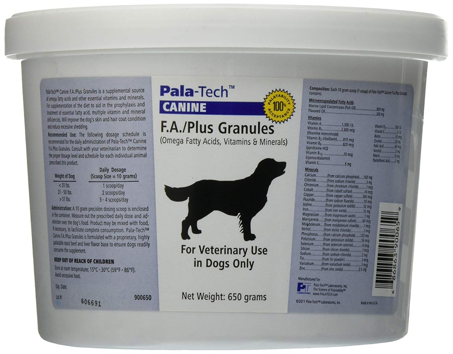 Pala Tech Canine Fa Plus Granules 650g Very Nice Of Your Presence To Drop By To See The Photo This Is Our Affiliate Link Dog Supplies Online Pet Supplements Dog Supplies