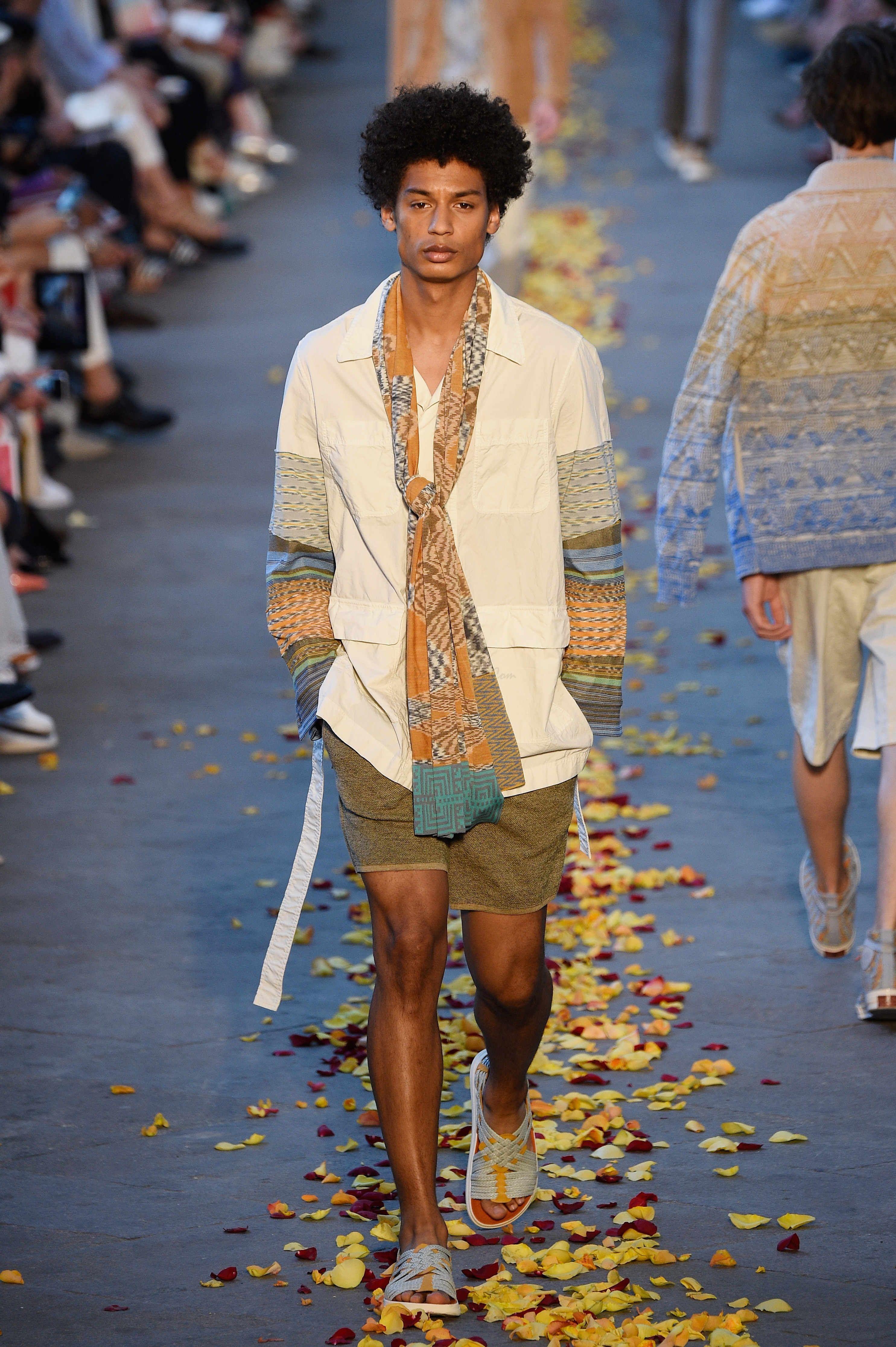 Missoni Spring Summer 2016 Primavera Verano Collection #Menswear #Trends #Tendencias #Moda Hombre- Milan Fashion Week - D.P.