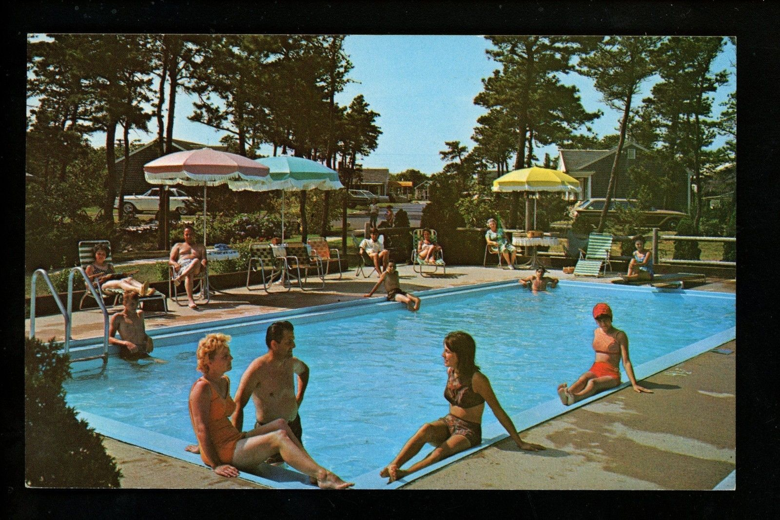 'N Towne Motel - Cape Cod, Massachusetts.