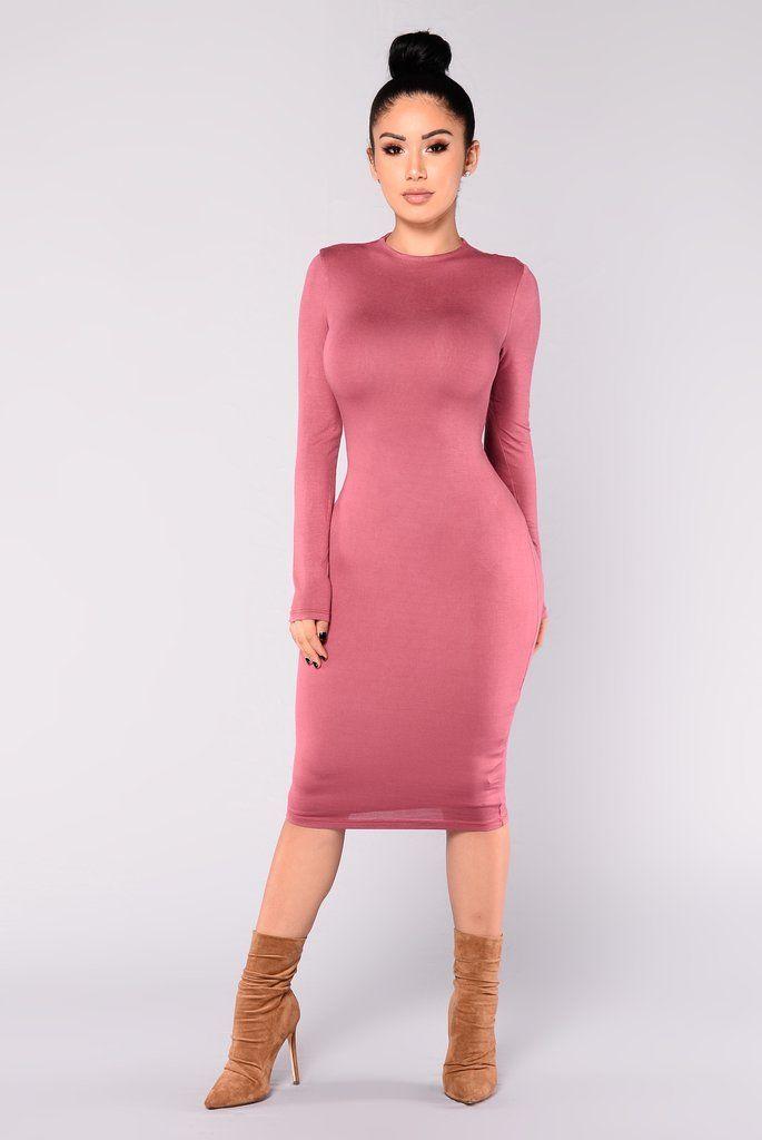 b175b02ed73 Kora Midi Dress - Ginger