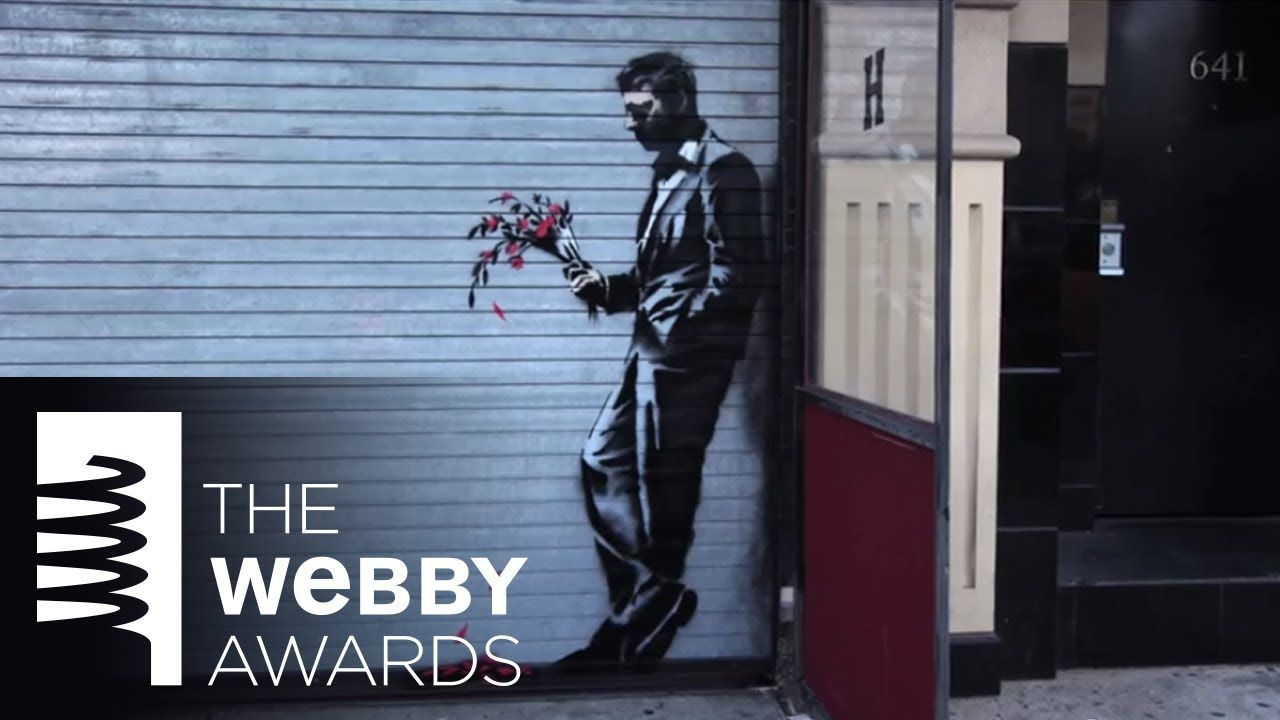 Banksy: Artist in Residence