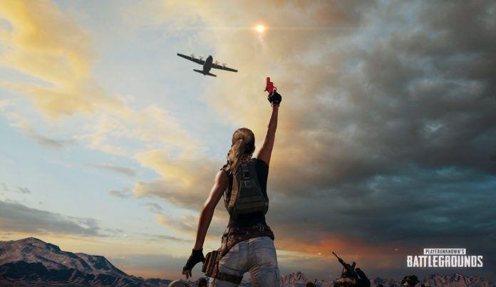 PlayerUnknown's Battlegrounds - Beta-Test der Flare Gun als Event-Modus - Survival-Sandbox.de