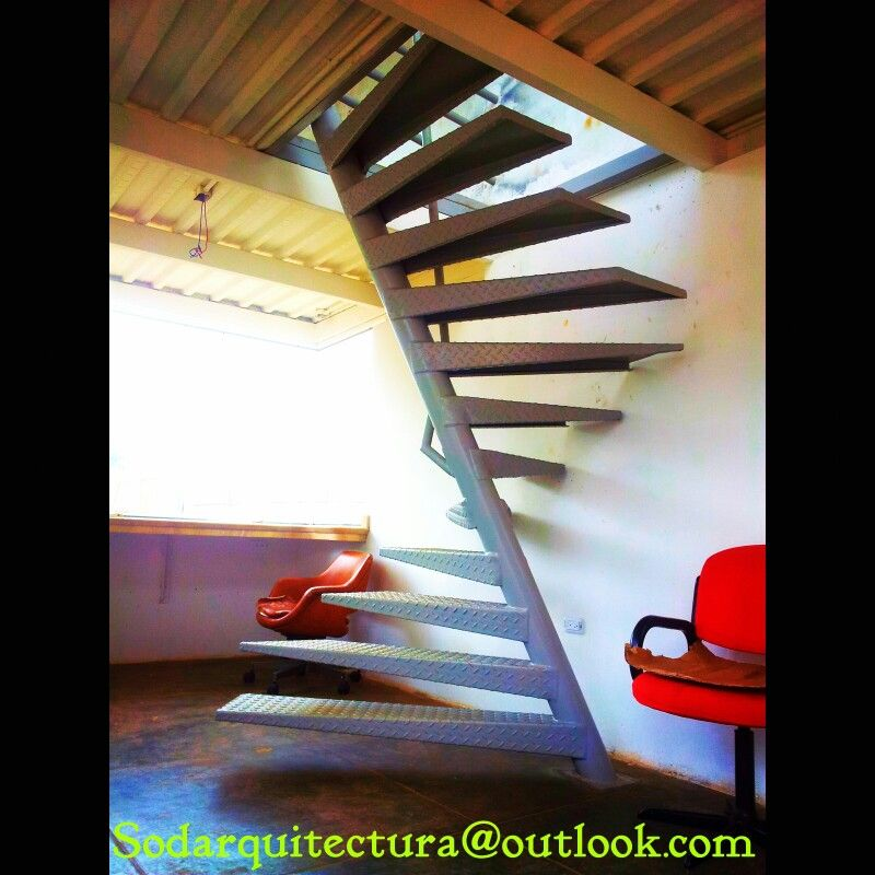 Escaleras #stairs by SODA