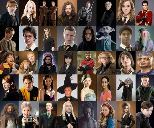 Harry Potter Characters Google Search Harry Potter Characters Harry Potter Character Quiz Harry Potter House Quiz
