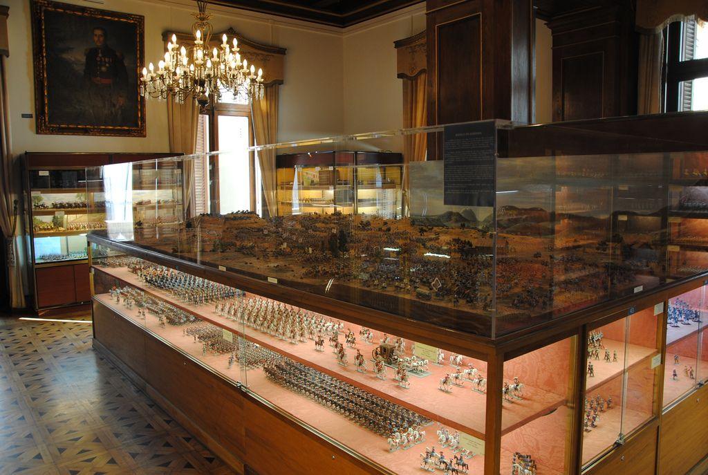 Museo de soldaditos de plomo L'Iber (Valencia), el más grande del mundo