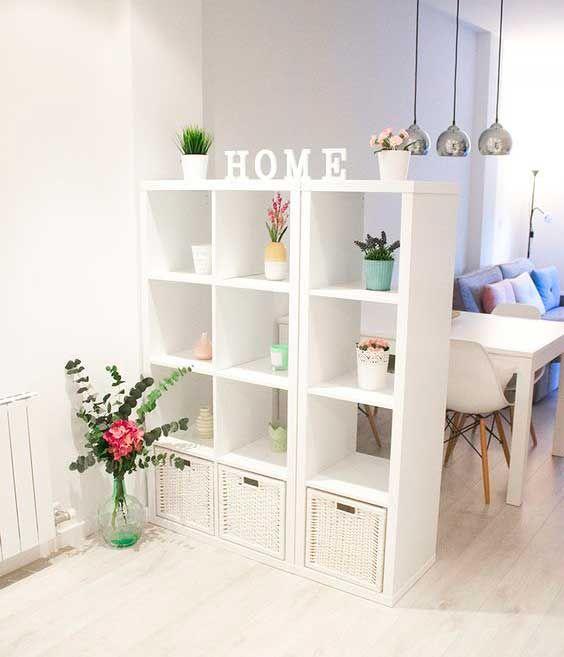 Ideas estanterias ikea cuarto de estudio en 2019 pinterest decoraci n de unas estanter a - Decoracion de estanterias ...