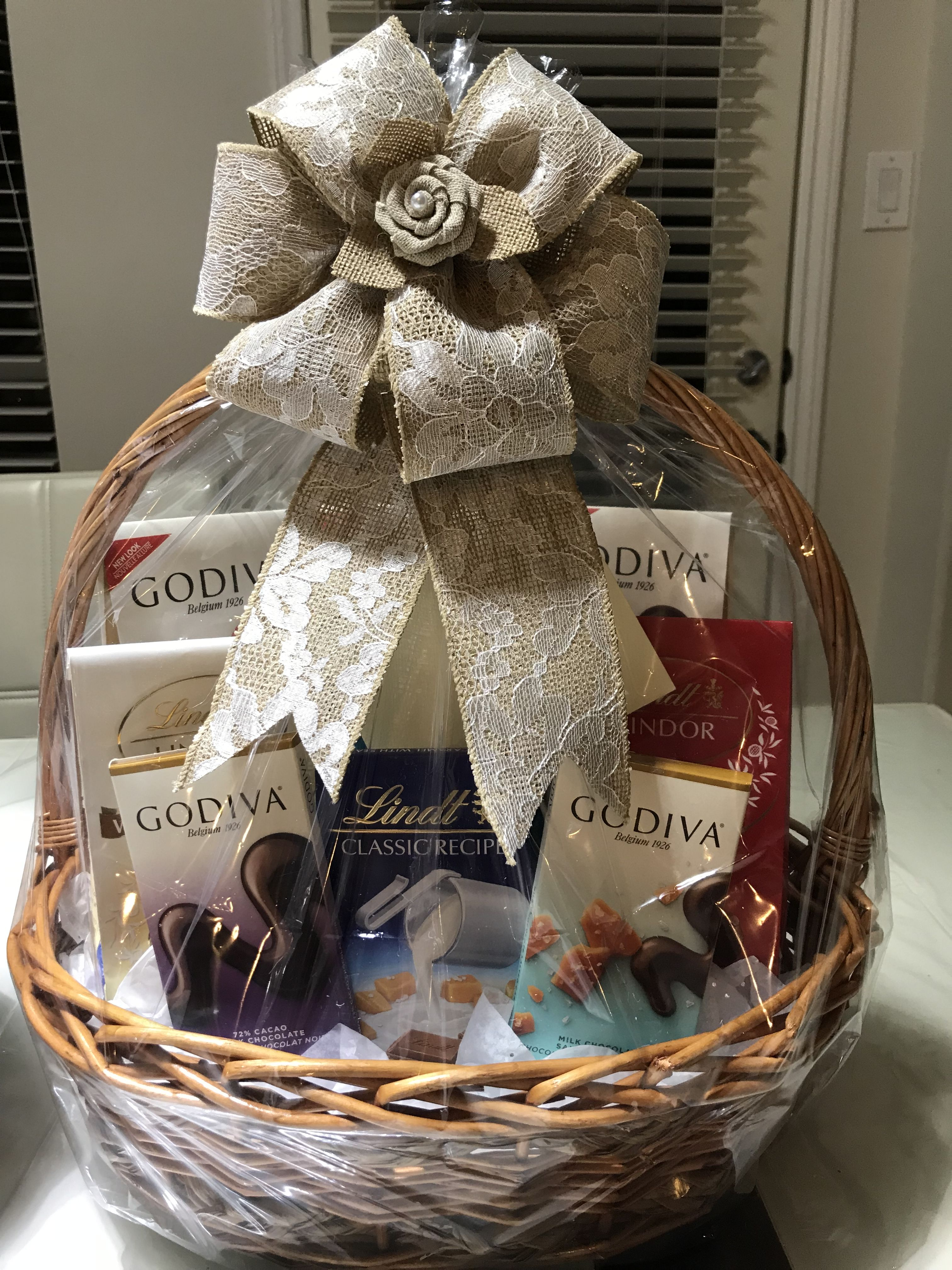Chocolate Gift Baskets Chocolate Gifts Basket Basket Decoration