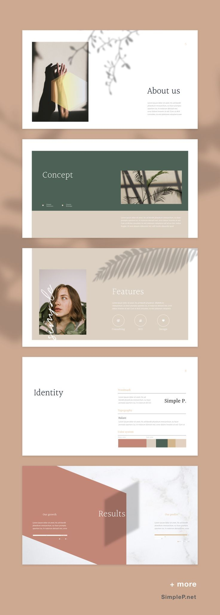 lovely glorious template glory presentation powerpoint template