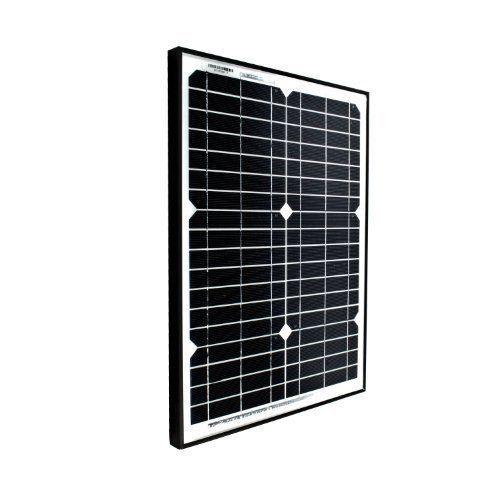 Goliath 15 Watt 12 Volt Monocrystalline Solar Panel For Gate Opener Pool Garden Driveway Solar Panel Module Solar Panels Best Solar Panels